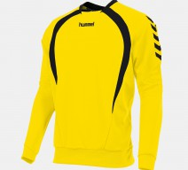 team-top-round-neck-yellow-black
